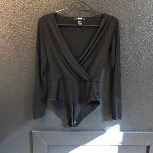 Sexy cute long sleeve body suit!